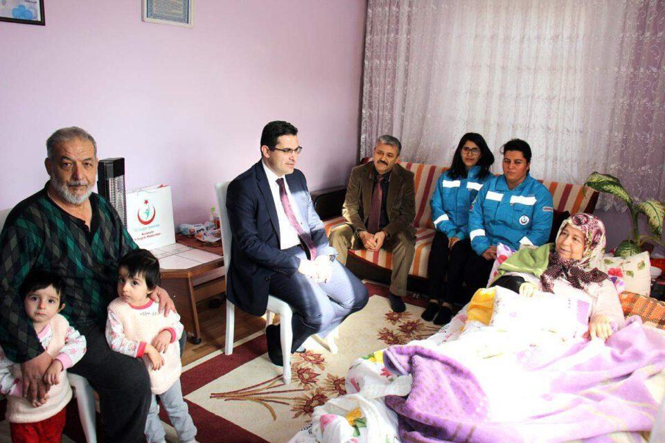 14 bin 299 Hastaya Evde Sağlık Hizmeti, Kırıkkale Haber