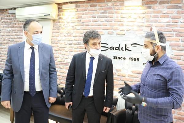 Kırıkkale Belediye, Belediye Başkanı Mehmet Saygılı, Teşekkür