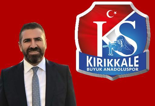 Savaş Geyik'ten Kırıkkalespor'a 25 Bin Tl
