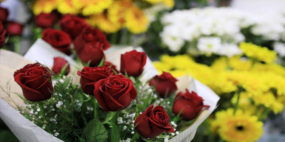 Kırıkkale'de Çiçekçiler Hafta Sonu Açık Olacak